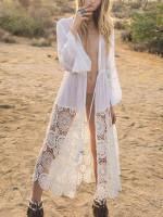 Cotton Cardigan Beachwear