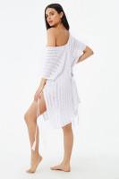 Hollow Knitted Beach Dress