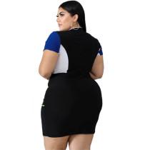 Plus Size Fat Woman Dress