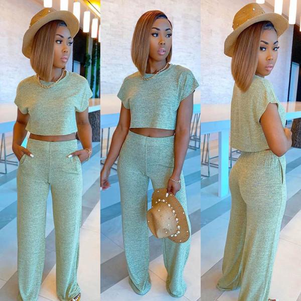 Casual 2 Piece Loungewear