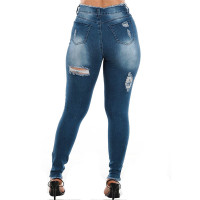 Casual Holes Jeans
