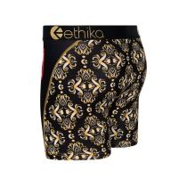Casual Print Letter Shorts