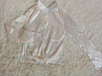 Casual Bandage Print Letter Shirt
