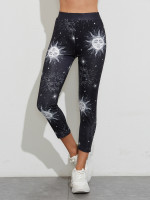 Yoga Cropped Pants