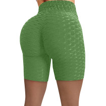 High Waist Hips Lift Fitness Yoga  Short Pants