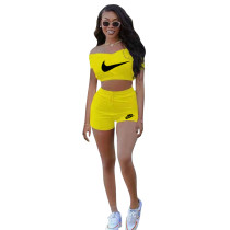 2021 Summer Women Clothing Printed Club Outfits For Women Sexy
