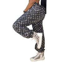 Brand Printed Long Pant