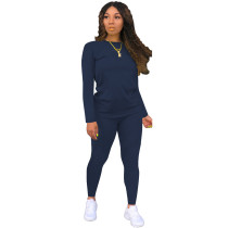 Fall Tracksuit Outfits Two Piece Sets For Women