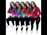 Cotton Grey Sports Embroidery Pant Clothing Set with 4 Pockets