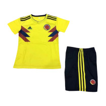 Colombia FIFA World Cup 2018 Home Jersey Kids