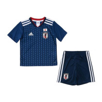 Japan FIFA World Cup 2018 Home Jersey Kids