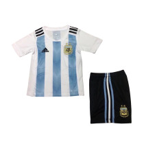 Argentina FIFA World Cup 2018 Home Jersey Kids