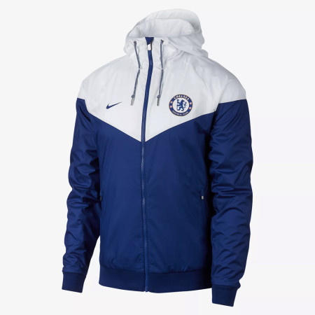 Chelsea Authentic Woven Windrunner Blue Men 2017/18