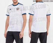Russia FIFA World Cup 2018 Away Jersey Men - Picture Version