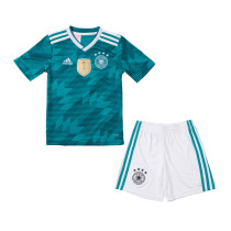 Germany FIFA World Cup 2018 Away Jersey Kids