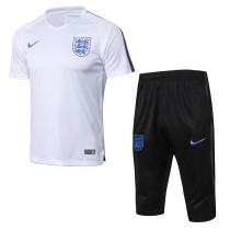 England FIFA World Cup 2018 Short Training Suit White