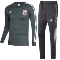 Mexico FIFA World Cup 2018 Training Suit Green