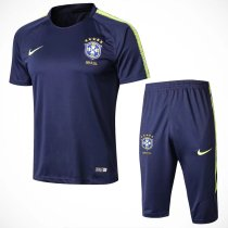 Brazil FIFA World Cup 2018 Short Training Suit Royal Blue
