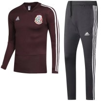 Mexico FIFA World Cup 2018 Training Suit Coral