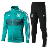 Germany FIFA World Cup 2018 Jacket + Pants Training Suit Green
