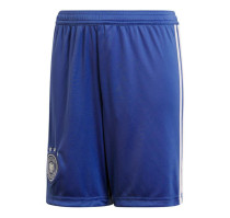 Germany FIFA World Cup 2018 Goalkeeper Blue Shorts Men's