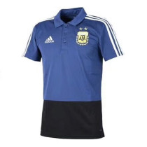Argentina FIFA World Cup 2018 Polo Shirt Blue
