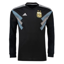 Argentina FIFA World Cup 2018 Away Jersey Long Sleeve Men's