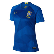 Brazil FIFA World Cup 2018 Away Jersey Women's