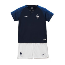 France FIFA World Cup 2018 Home Jersey Kids'