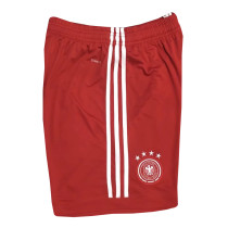 Germany  FIFA World Cup 2018 Goalkeeper Red Shorts Men's