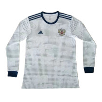 Russia FIFA World Cup 2018 Away Jersey Long Sleeve Men's