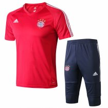 Bayern Munich Short Training Suit Red 2017/18