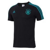 Germany FIFA World Cup 2018 NIKE Crest T-Shirt Black Men's