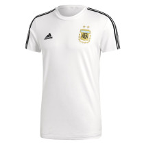 Argentina FIFA World Cup 2018 NIKE Crest T-Shirt White Men's