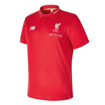 Liverpool Polo Shirt Red 2018