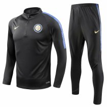 Inter Milan Training Suit Black 2018/19