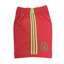 Mexico FIFA World Cup 2018 Goalkeeper Red Shorts Men's