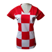 Croatia FIFA World Cup 2018 Home Jersey Women's