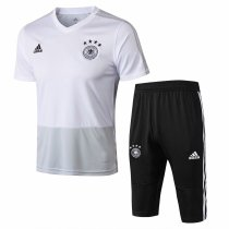 Germany FIFA World Cup 2018 Short Training Suit White