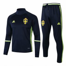 Sweden Training Suit Royal Blue 2016/17