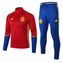 Spain Training Suit Red 2016/17