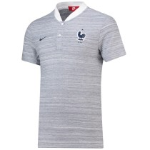 France FIFA World Cup 2018 Polo Shirt Grey