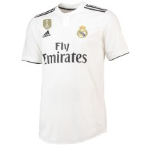 Real Madrid Home Jersey Men's 2018/19 - Match