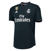 Real Madrid Away Jersey Men's 2018/19 - Match