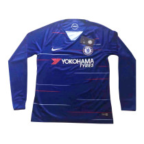 Chelsea Away Jersey Long Sleeve Men's 2018/19