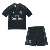 Real Madrid Away Jersey Kids' 2018/19