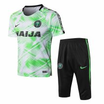 Nigeria FIFA World Cup 2018 Short Training Suit Green