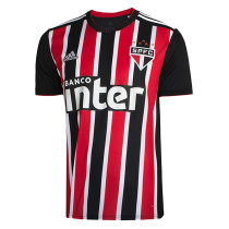 Sao Paulo FC Away Jersey Men's 2018/19