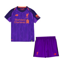 Liverpool Away Jersey Kids' 2018/19