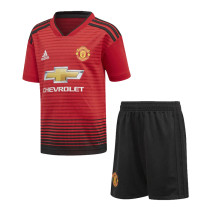 Manchester United Home Jersey Kids' 2018/19